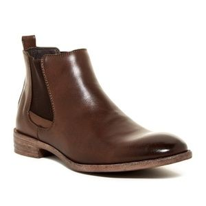 NIB Robert Wayne Oklahoma Chelsea Brown Boot